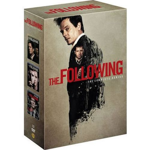 The Following: The Complete Series 1-3 (for NZ Buyers)