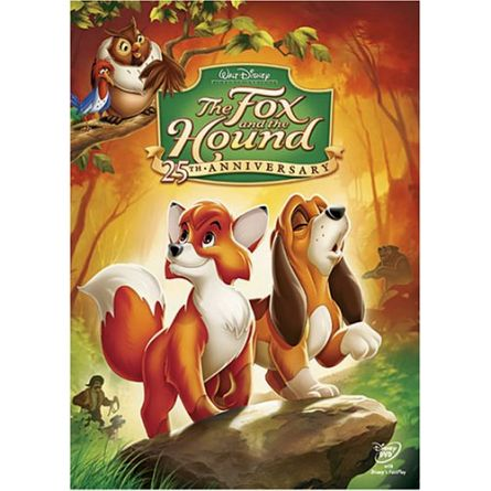 The Fox and the Hound 1: Animate DVD (for NZ Buyers)