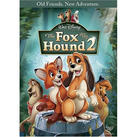 The Fox and the Hound 2: Animate DVD (for NZ Buyers)