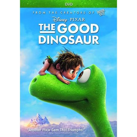 The Good Dinosaur: Animate DVD (for NZ Buyers)