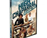 The High Chaparral - The Complete Season 2 DVD (for NZ Buyers)