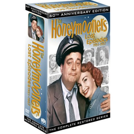 The Honeymooners - The Complete Series (for NZ Buyers)