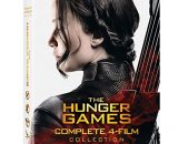 The Hunger Games 4 Film DVD (for NZ Buyers)