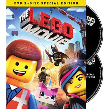 The LEGO Movie: Animate DVD (for NZ Buyers)