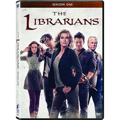 The Librarians - The Complete Season 1 DVD (for NZ Buyers)