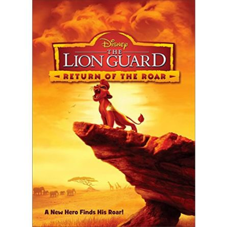 The Lion Guard: Return of the Roar: Animate DVD (for NZ Buyers)