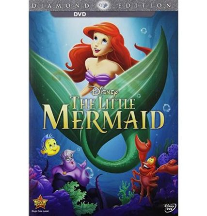 The Little Mermaid: Animate DVD (for NZ Buyers)