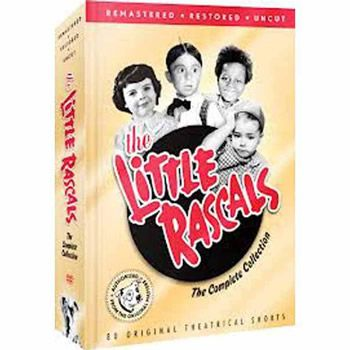 The Little Rascals Complete Collection: Animate DVD (for NZ Buyers)