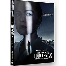 The Man In the High Castle - The Complete Season 2 DVD (for NZ Buyers)