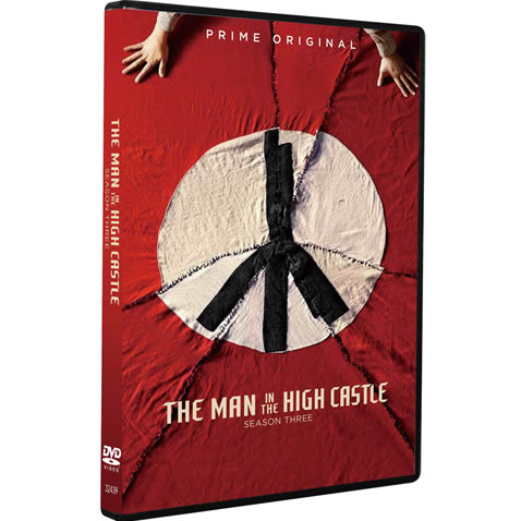 The Man In the High Castle - The Complete Season 3 DVD (for NZ Buyers)