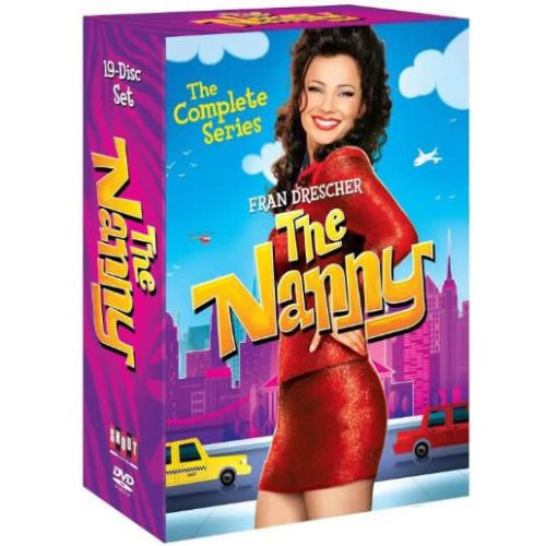 The Nanny: The Complete Series 1-6 (for NZ Buyers)