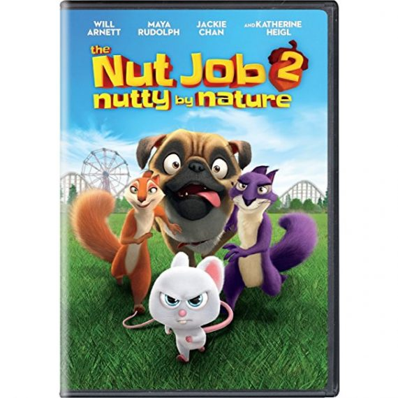 The Nut Job 2: Nutty by Nature: Animate DVD (for NZ Buyers)