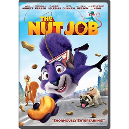 The Nut Job: Animate DVD (for NZ Buyers)