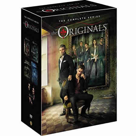The Originals: The Complete Series 1-5 (for NZ Buyers)