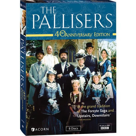 The Pallisers: 40th Anniversary Edition DVD (for NZ Buyers)