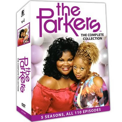 The Parkers Complete Collection DVD (for NZ Buyers)