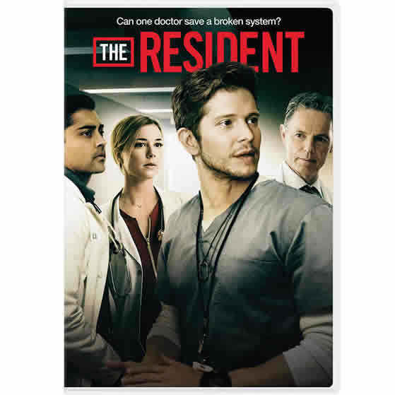 The Resident - The Complete Season 1 DVD (for NZ Buyers)