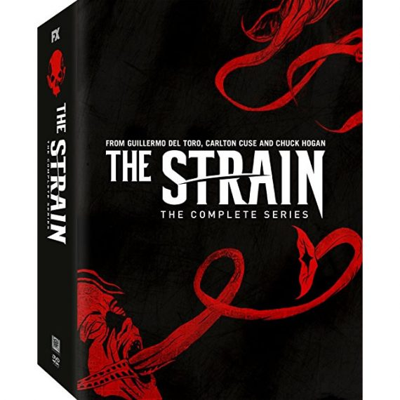 The Strain: The Complete Series 1-4 (for NZ Buyers)