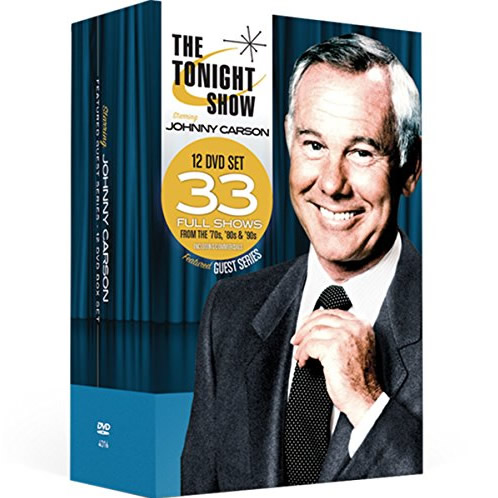 The Tonight Show Starring Johnny Carson DVD (for NZ Buyers)