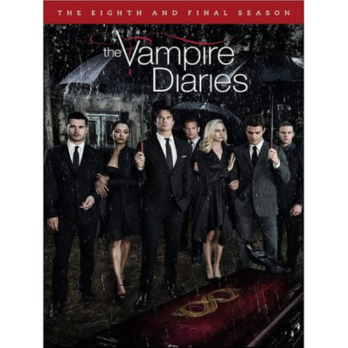 The Vampire Diaries - The Complete Season 8 DVD (for NZ Buyers)