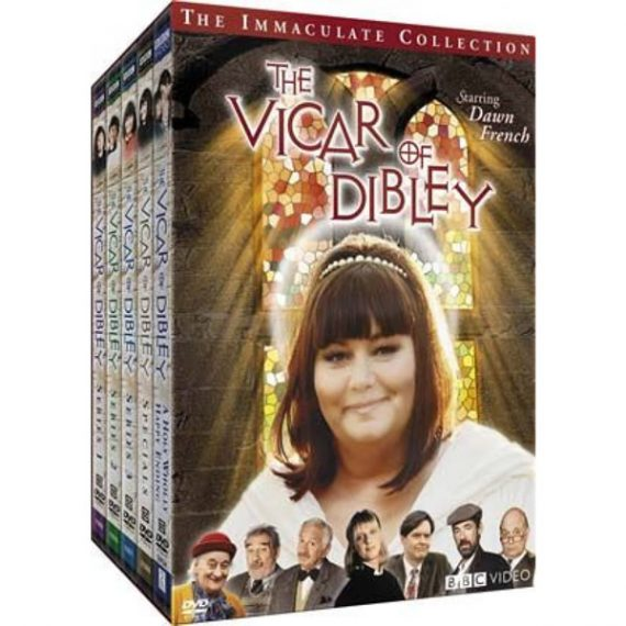 The Vicar of Dibley - The Immaculate Collection DVD (for NZ Buyers)