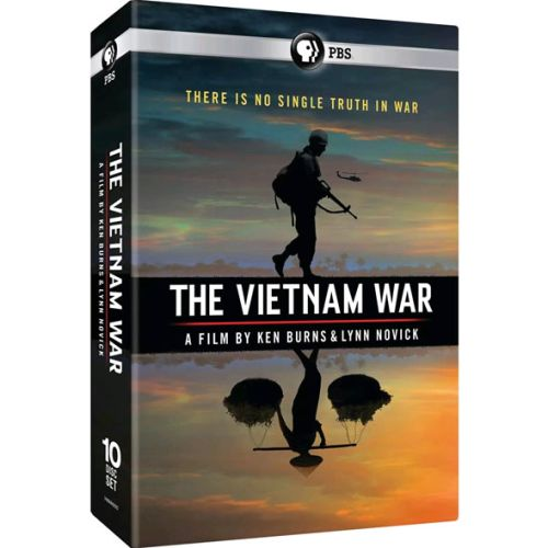 The Vietnam War: A Film by Ken Burns DVD (for NZ Buyers)