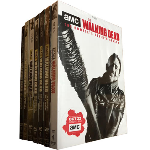 The Walking Dead: The Complete Series 1-7 (for NZ Buyers)