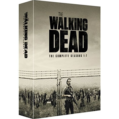The Walking Dead UK: The Complete Series 1-7 (for NZ Buyers)