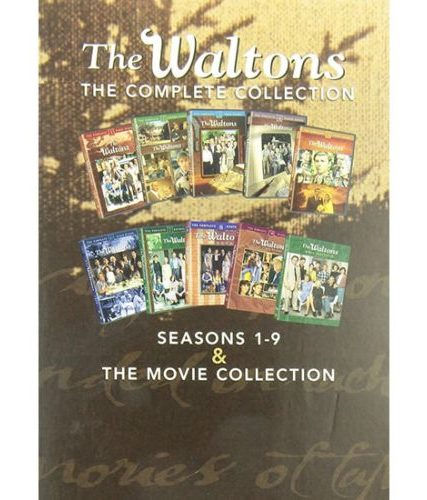 The Waltons: The Complete Series 1-9 (for NZ Buyers)