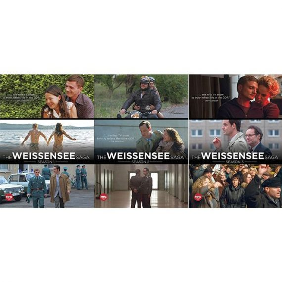 The Weissensee Saga: The Complete Series 1-3 (for NZ Buyers)