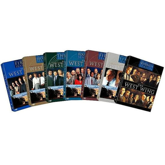 The West Wing: The Complete Series 1-7 (for NZ Buyers)