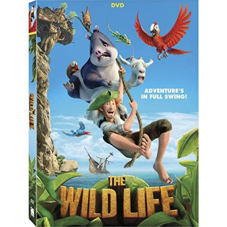The Wild Life: Animate DVD (for NZ Buyers)