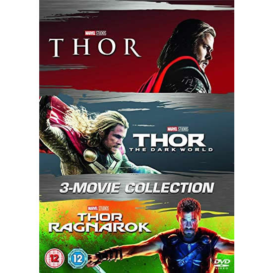 Thor 3-Movie Collection DVD (for NZ Buyers)