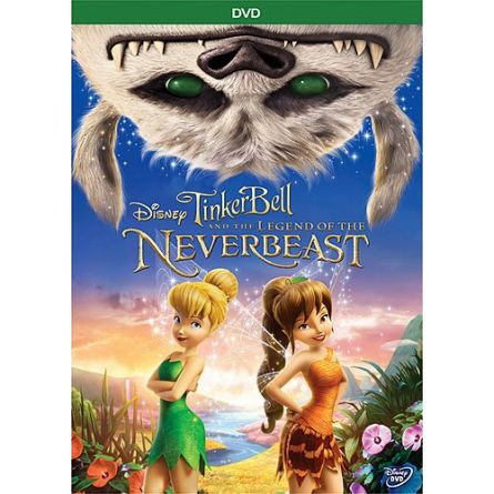 Tinker Bell and the Legend of the Neverbeast: Animate DVD (for NZ Buyers)