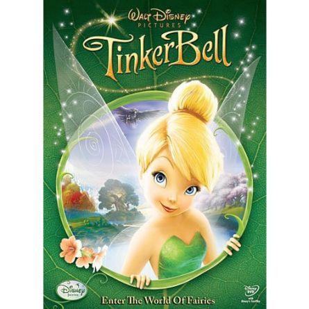 Tinker Bell: Animate DVD (for NZ Buyers)