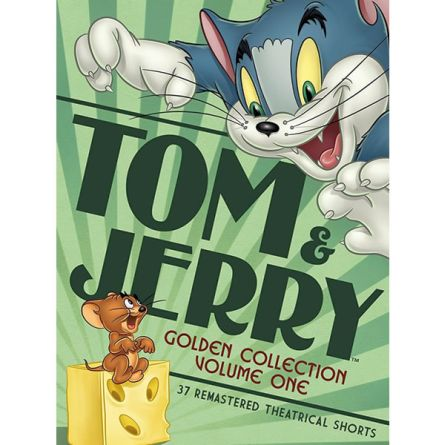 Tom & Jerry: Golden Collection Vol. 1: Animate DVD (for NZ Buyers)