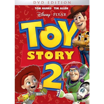 Toy Story 2: Animate DVD (for NZ Buyers)