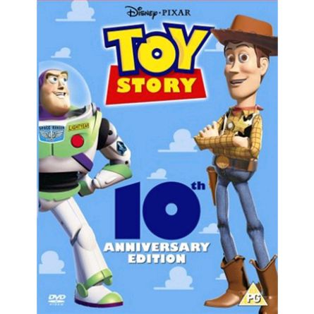 Toy Story: Animate DVD (for NZ Buyers)