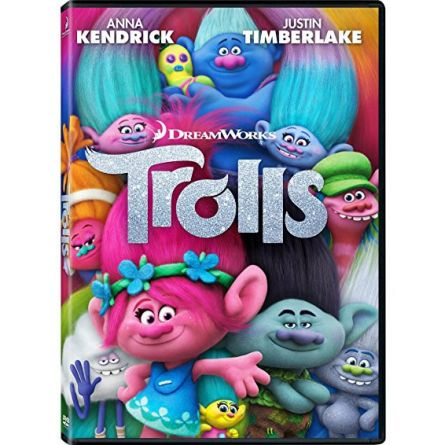 Trolls: Animate DVD (for NZ Buyers)