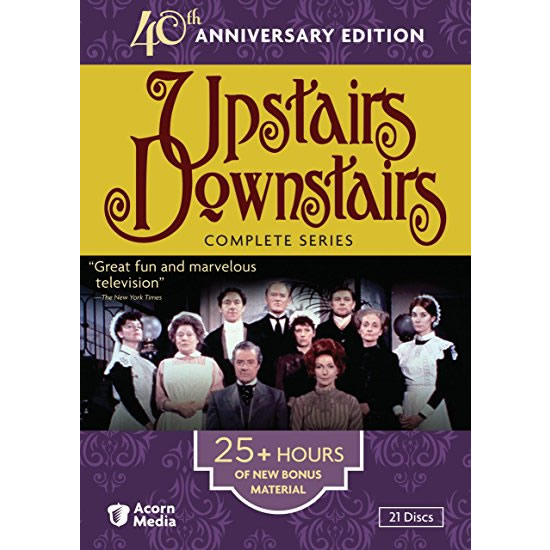 Upstairs Downstairs - The Complete Series (for NZ Buyers)