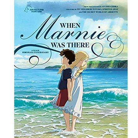 When Marnie Was There: Animate DVD (for NZ Buyers)