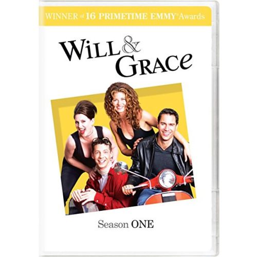 Will & Grace - The Complete Season 1 DVD (for NZ Buyers)