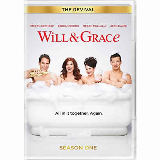 Will & Grace - The Revival - The Complete Season 1 DVD (for NZ Buyers)