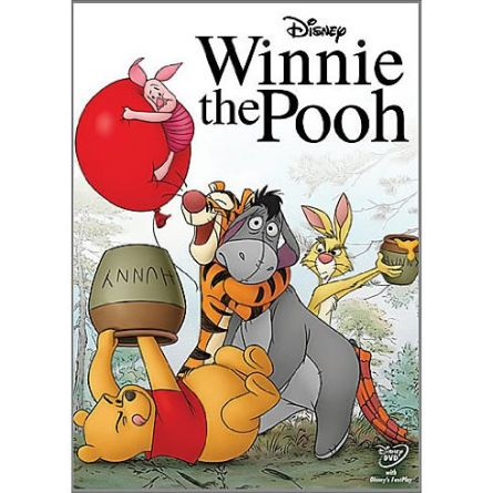 Winnie The Pooh: Animate DVD (for NZ Buyers)