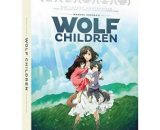 Wolf Children: Animate DVD (for NZ Buyers)