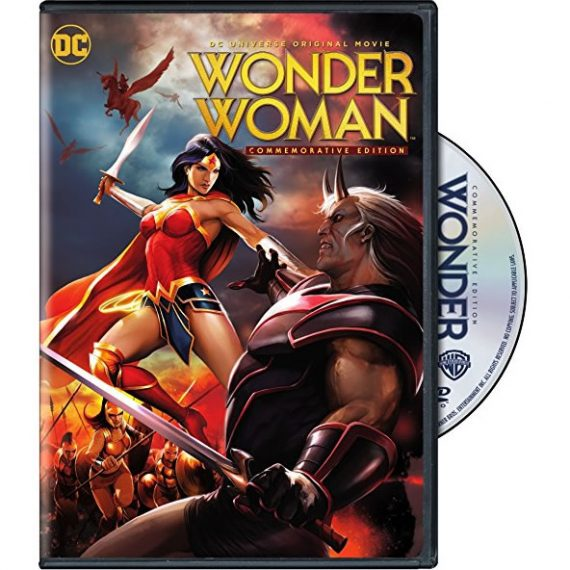 Wonder Woman: Animate DVD (for NZ Buyers)