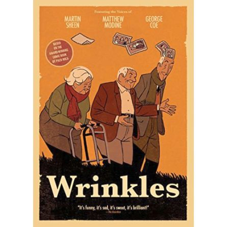 Wrinkles: Animate DVD (for NZ Buyers)