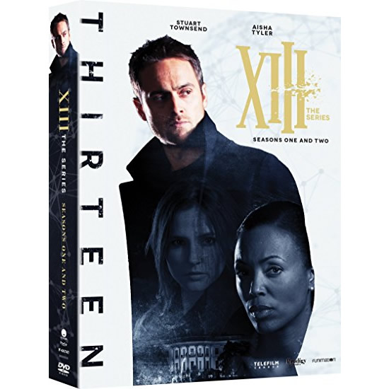 XIII (Thirteen) - The Complete Season 1 and 2 DVD (for NZ Buyers)