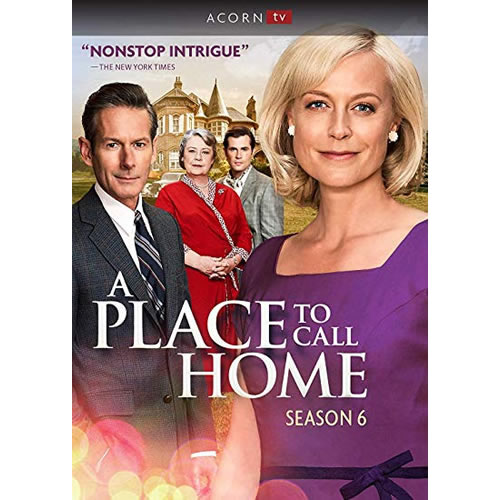 A Place to Call Home - The Complete Season 6 DVD (for NZ Buyers)