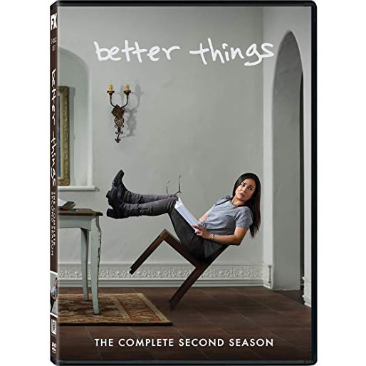 Better Things - The Complete Season 2 DVD (for NZ Buyers)